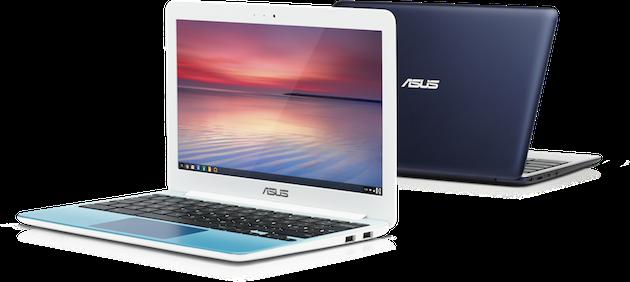 Google reveals budget Chromebooks including a $249 ASUS convertible