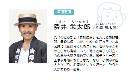 『とと姉ちゃん』片岡鶴太郎の熟練された酔っ払い演技が「最高すぎる!」とネットで話題に 「まさに鶴ちゃん劇場」