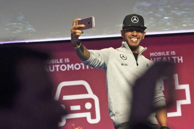 F1世界チャンピオンのルイス・ハミルトン、「自動運転車によって自分が仕事を奪われる心配はない」と語る