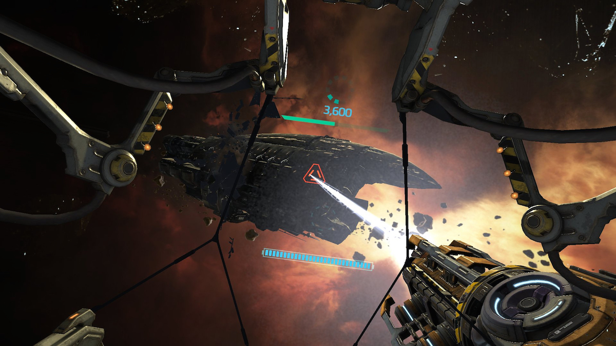 Virtual reality shooter 'Gunjack' is ready for Samsung's Gear VR
