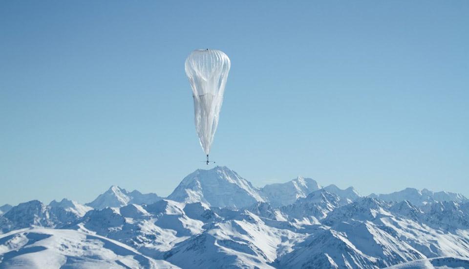 Google's balloons to provide Sri Lanka with high-speed internet