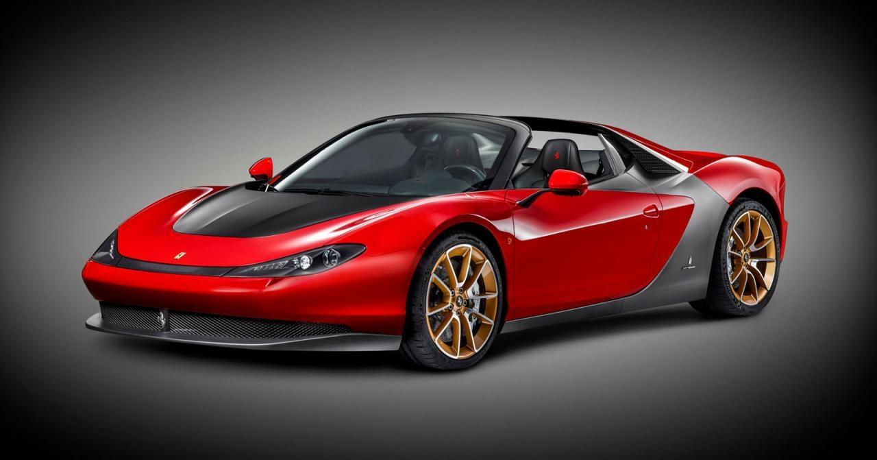 Wird nur 6 mal gebaut: Ferrari Sergio