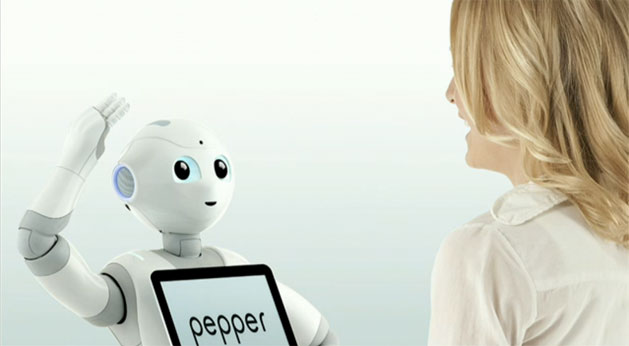 Softbank's 'Pepper' robot understands feelings, will cost less than $2,000 next year