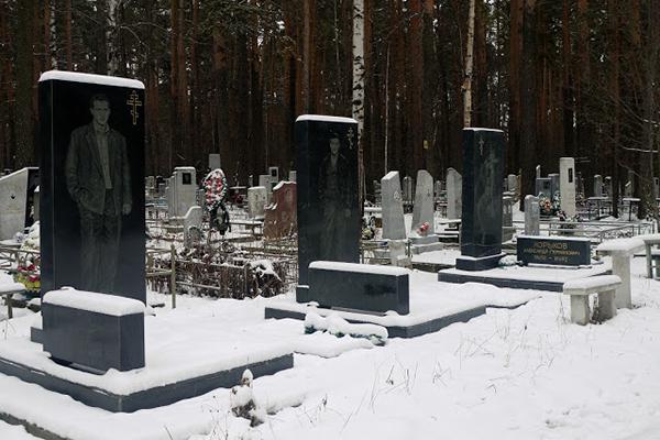 crazy graveyards