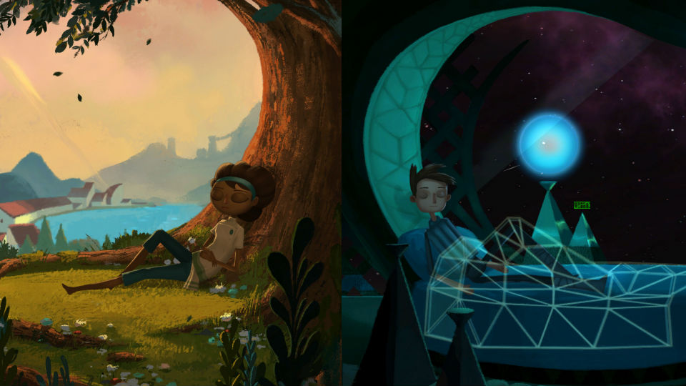 JXE Streams: Double Fine walks us through their 'Broken Age'