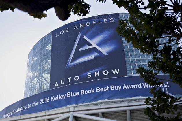 【LAオートショー2015】米国版Autoblog編集者が選んだ、「LAでデビューしたクルマ」ベスト5