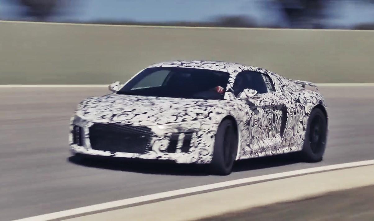 Video: Der neue Audi R8