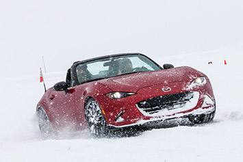 2016 Mazda Ice Academy
