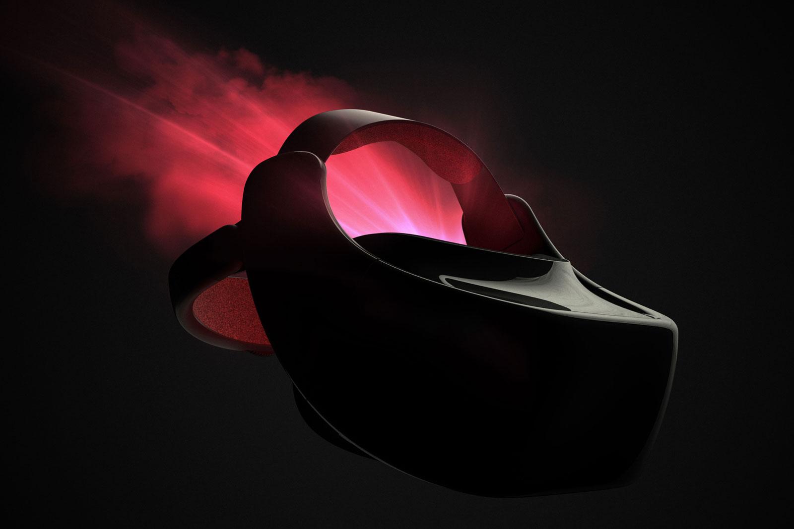 El casco de realidad virtual que sí comprarías solo se vende en China
