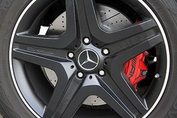2015 Mercedes-AMG G65