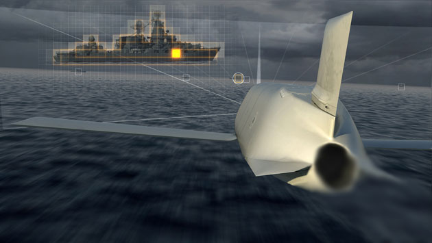 US Navy fighter jets will carry an autonomous anti-ship missile
