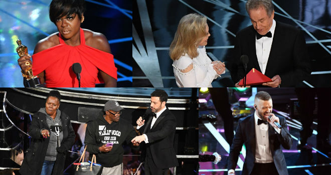Oscars 2017 Best and Worst Moments