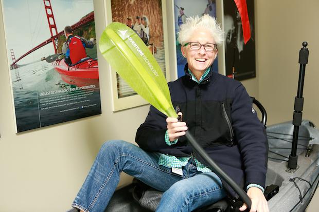 Confluence Outdoor CEO Sue Rechner South Carolina