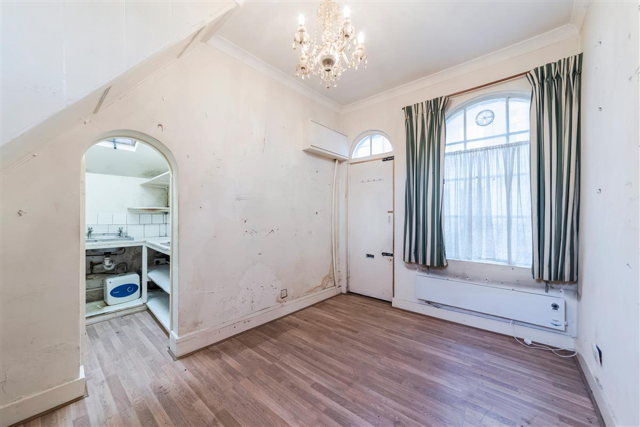 One of London's smallest detached house on sale for £600k