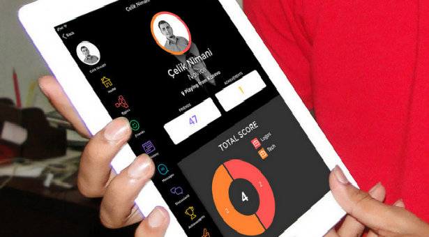 QuizUp: Battle of Minds on Android and iOS