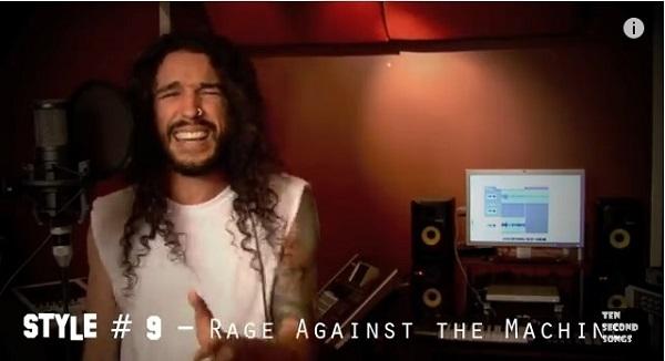 コロッケかよ!40人のアーティストの歌唱スタイルを完コピする男がスゴすぎる【動画】