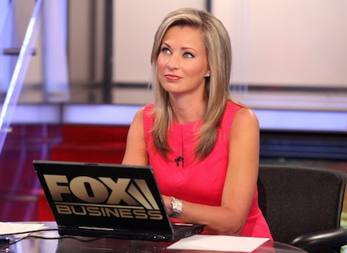 Outnumbered Fox News Sandra Smith Nude Fakes