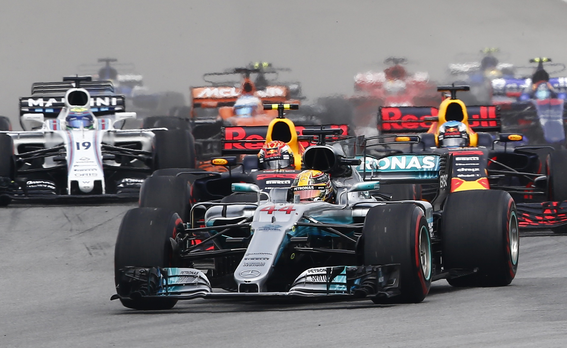 ESPN to take over Formula One U.S. broadcasting from NBC Sports