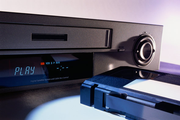My VCR taught me about sex