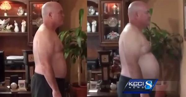 マクドナルドを食べ続けて30キロ減量に成功した男性がネット上で話題に【動画】