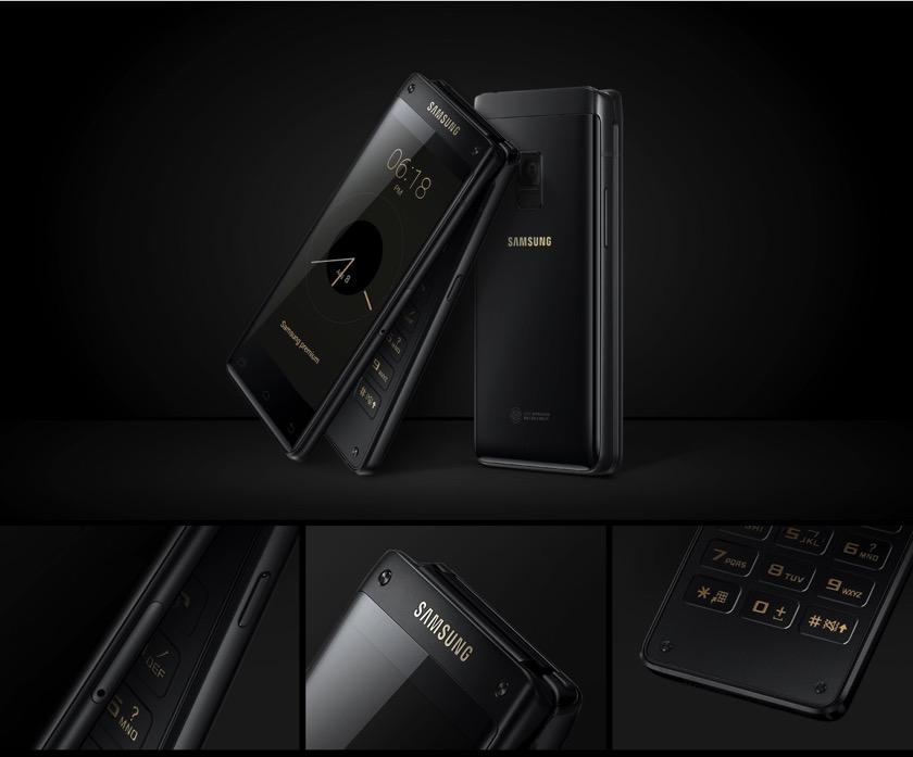 Samsung glaubt weiter an das smarte Klapphandy
