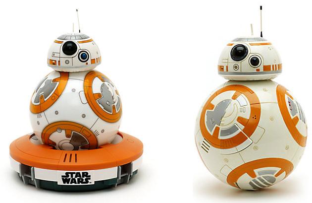 Star Wars Kugelbot BB-8 für 169 Euro