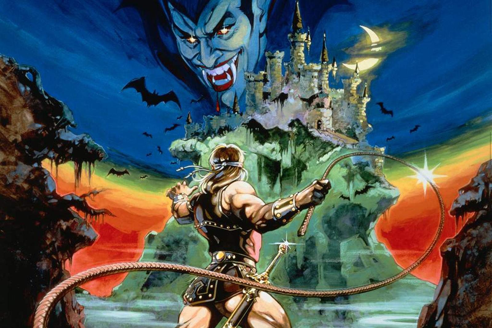 "Gaming-Klassiker ""Castlevania"" bekommt eigene Netflix-Serie"