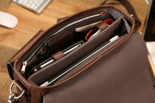 Pad & Quill Attache Bag