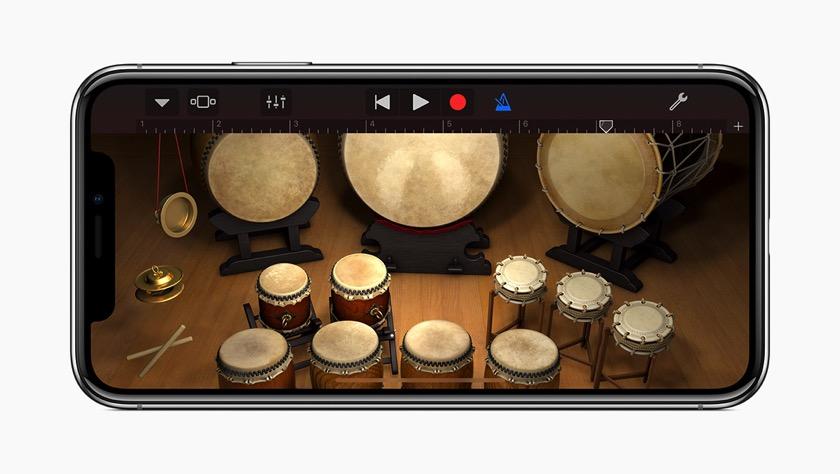 GarageBand für iOS bekommt großes Update