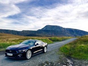 Mustangs Around the World - Ireland