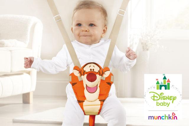 WIN a Munchkin Disney Baby Bouncer!