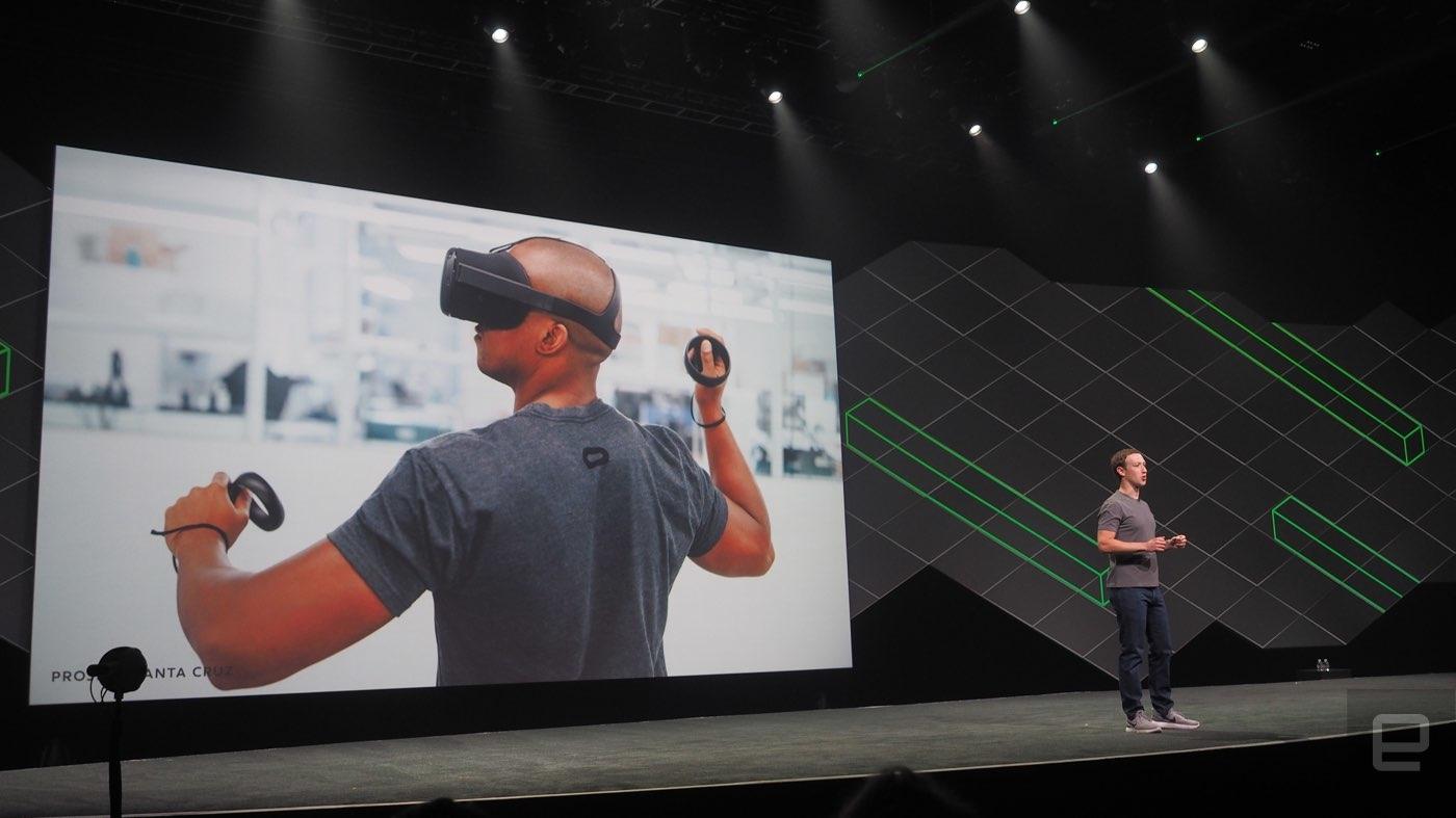 Oculus Santa Cruz te ofrece una realidad virtual libre de movimientos