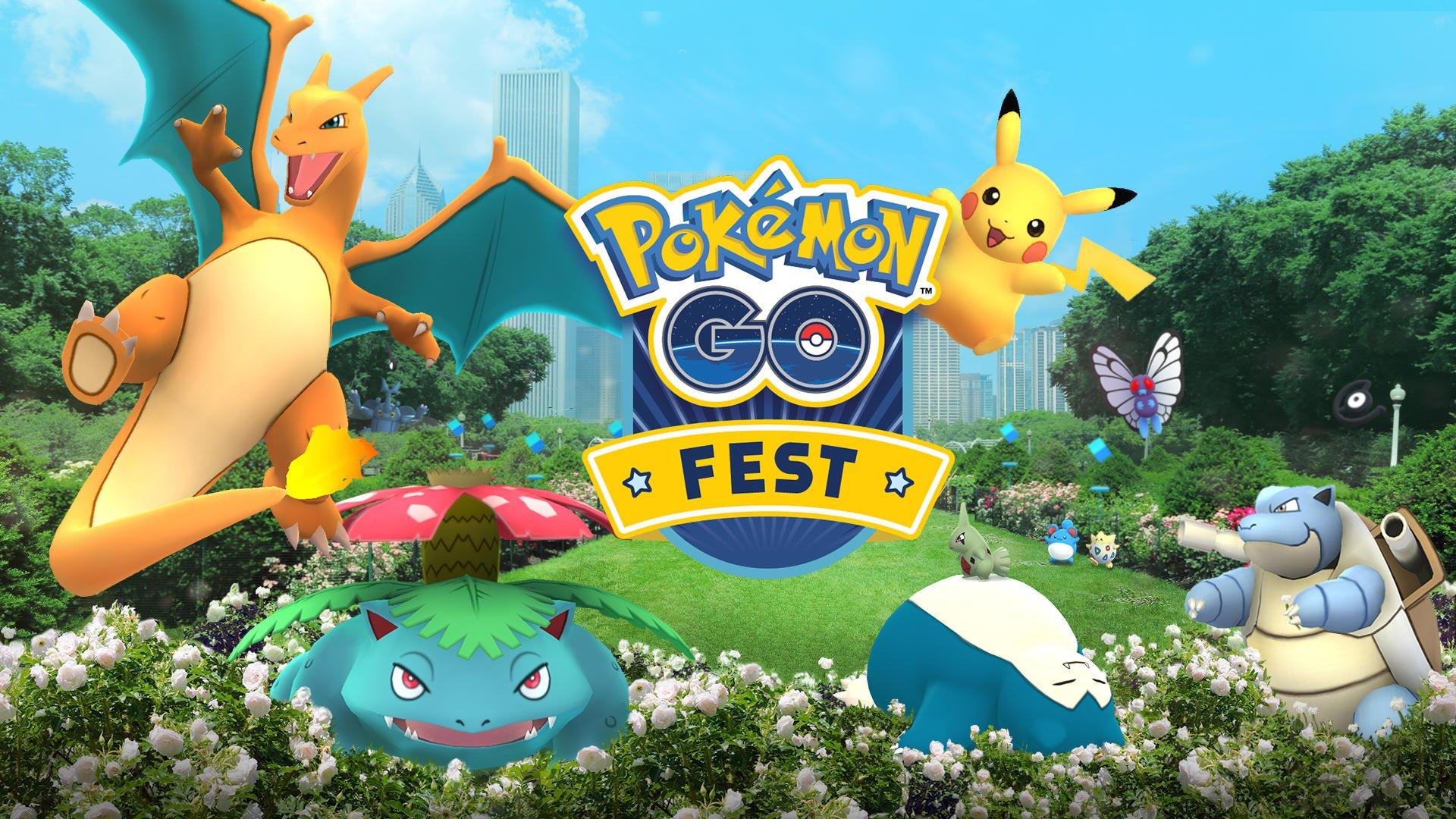 'Pokémon Go Fest' issues refunds after tech problems ruin event