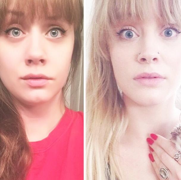 women identical strangers