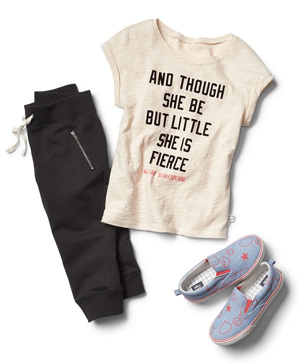 Clothing from GapKidsxED