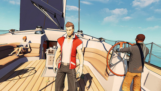Escape Dead Island's launch trailer is cel-shaded and super surreal!