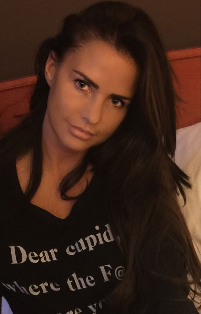 Katie Price's son Junior, 9, upset over her boob reduction