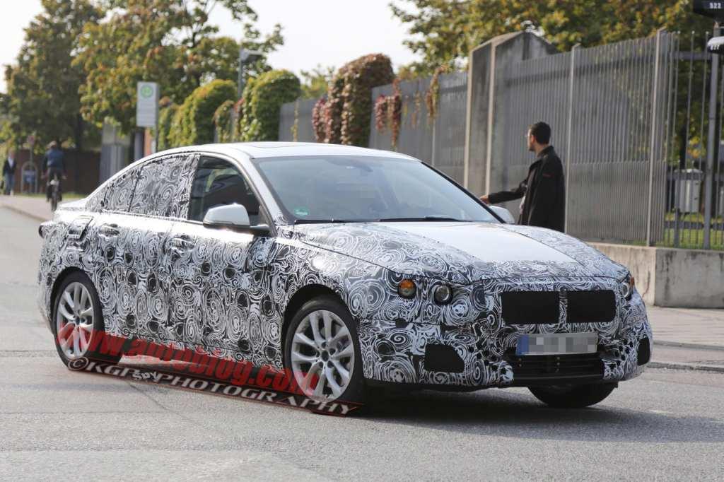 Audi A3, BMW 1er, F52, BMW 1er Limousine, BMW 1er Limousine, Spy shots, BMW Audi,  breaking, erlkönig, BMW 1er Sedan,