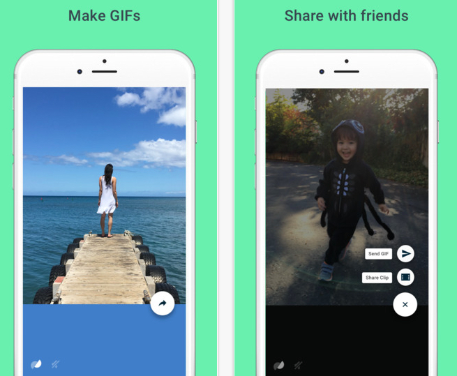 Google's new iOS app turns Live Photos into GIFs