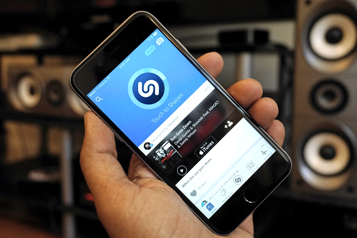 Shazam's song recognition just got a lot faster