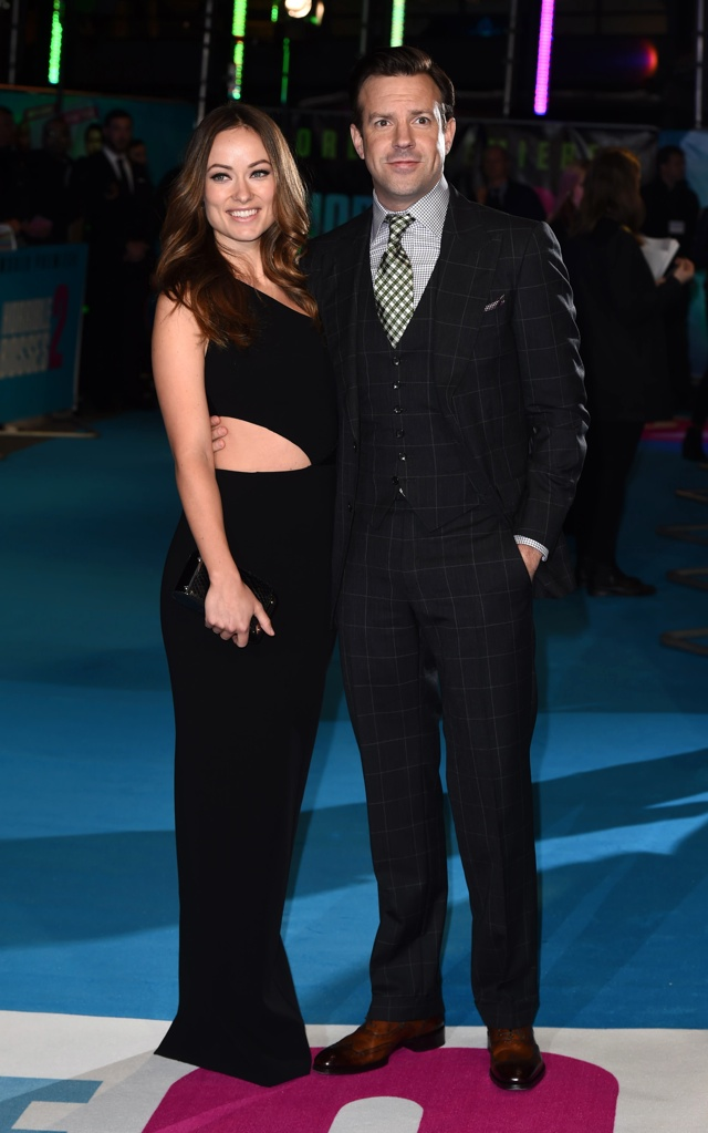 Olivia Wilde shows off perfect post-baby body at Horrible Bosses 2 premiere