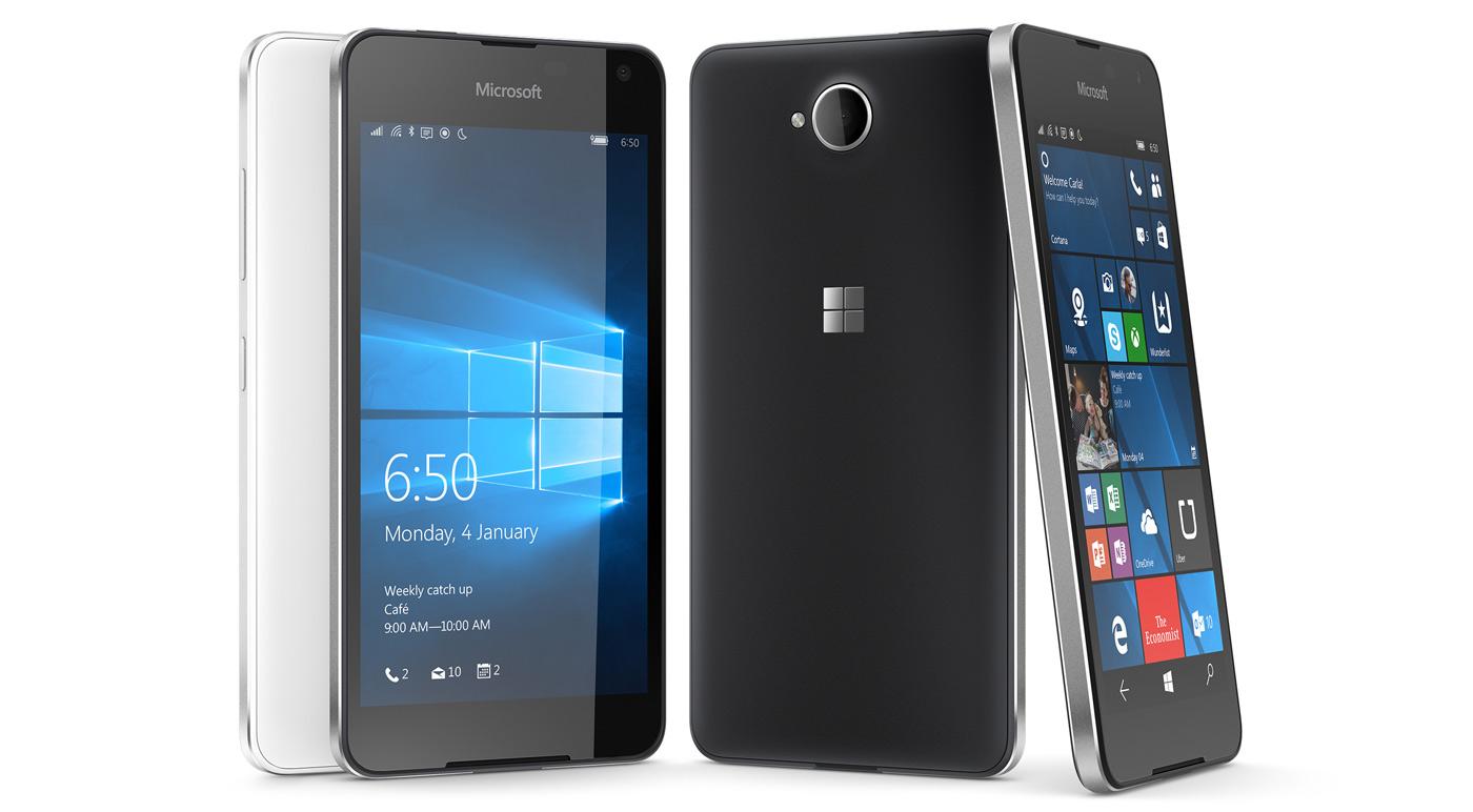 Microsoft vuelve a lo básico con el Lumia 650