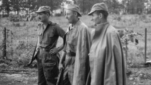The latest Netflix original movie is a historical 'war thriller'