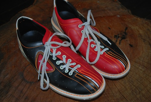 bowling shoes, bowling shoes AMF