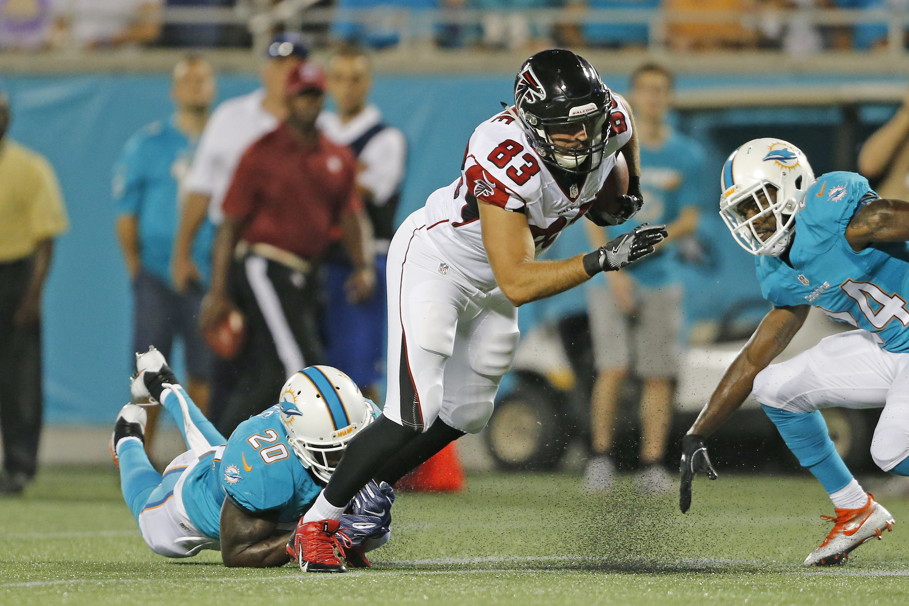Atlanta Falcons v Miami Dolphins