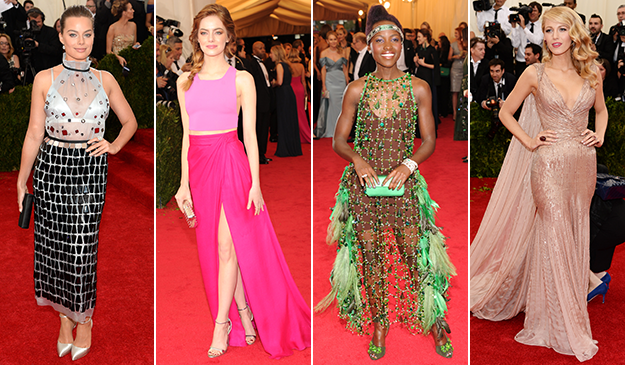 The best and worst dressed stars at the 2014 Met Gala