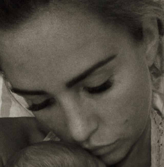 Katie Price shares photo of post-baby body