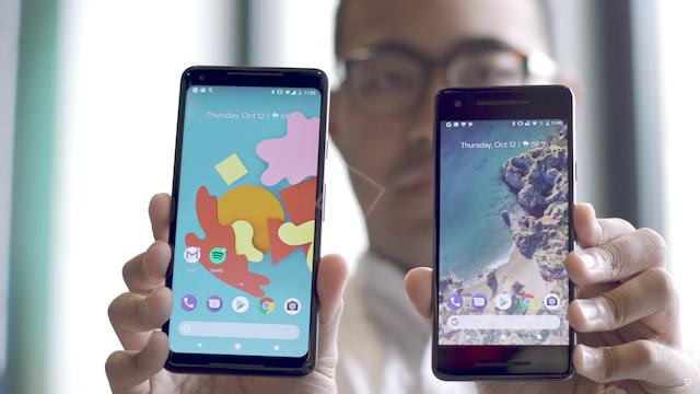 Video-Review: Google Pixel 2 und Pixel 2 XL