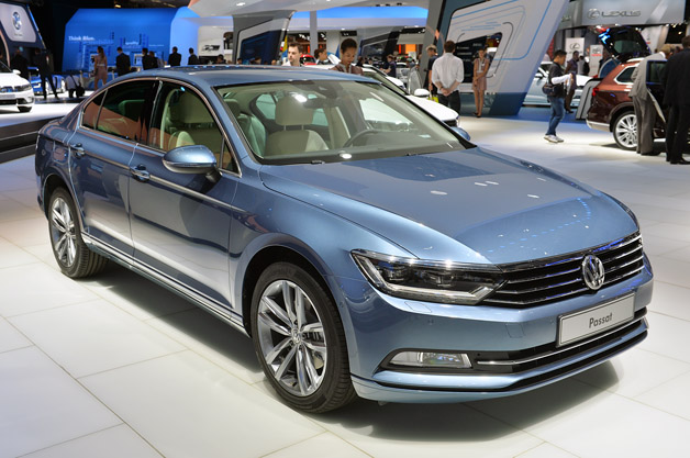 2015 volkswagen passat brings plug in power to europe. Black Bedroom Furniture Sets. Home Design Ideas