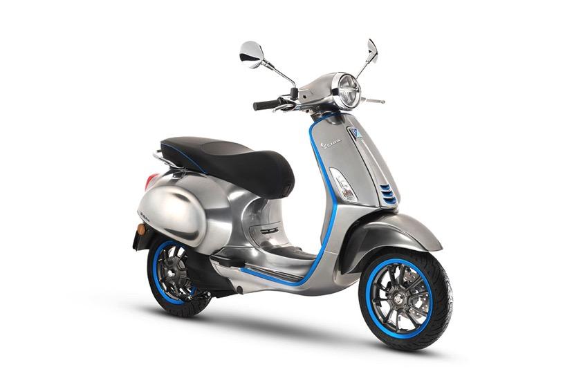 Der Elektro-Roller von Vespa kommt 2018